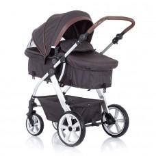 Chipolino Baby stroller Fama 2 in 1, graphite