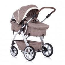 Chipolino Baby stroller Fama 2 in 1, mocca