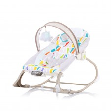 Chipolino Musical Baby Bouncer Dolce, Snail
