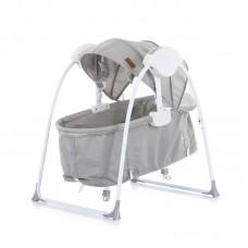 Chipolino Baby sleeping bed - cradle Gia, mist