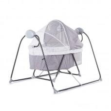 Chipolino Baby sleeping bed - cradle Laguna, mist