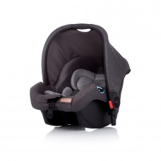 Chipolino Car seat with adaptors Fama graphite