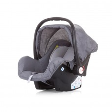 Chipolino Car seat Havana 0-13 kg with adapter graphite