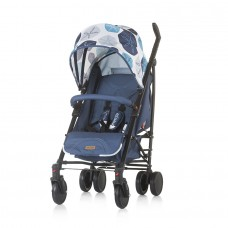 Chipolino Breeze Baby Stroller marine blue