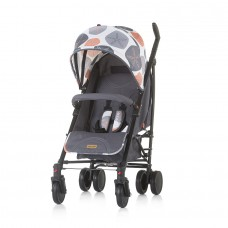 Chipolino Breeze Baby Stroller ash