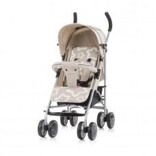 Chipolino  Emoji Baby Stroller frappe linen