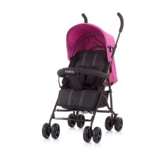 Chipolino Baby Stroller Everly, fuchsia