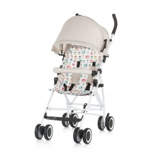 Chipolino Baby stroller up to 22 kg Kikki caramel