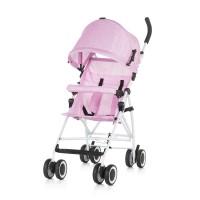 Chipolino Baby stroller up to 22 kg Kikki rose