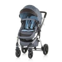 Chipolino Baby Stroller Malta sky blue