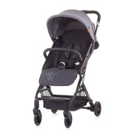 Chipolino Roxy Baby Stroller, asphalt