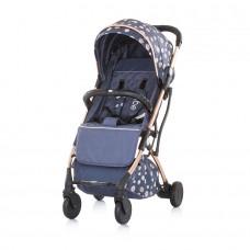 Chipolino Vibe Baby Stroller denim beige