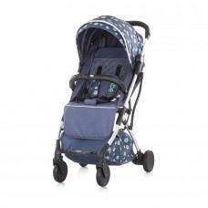 Chipolino Vibe Baby Stroller denim sky