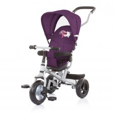 Chipolino Tricycle with canopy 360 seat MaxRide purple