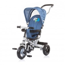 Chipolino Tricycle with canopy 360 seat MaxRide jeans
