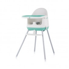 Chipolino High chair 3 in 1 Pudding, mint
