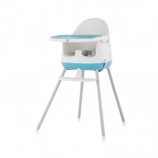 Chipolino High chair 3 in 1 Pudding, blue