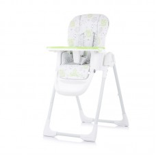Chipolino Sweety Baby High Chair, lime