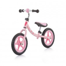 Chipolino Balance toy on wheels Moby pink