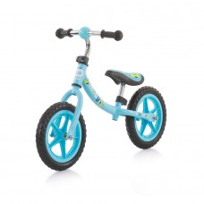 Chipolino Balance toy on wheels Moby blue