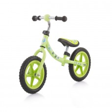 Chipolino Balance toy on wheels Moby green