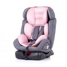 Chipolino Car seat groups 0+,1,2,3 Orbit pink
