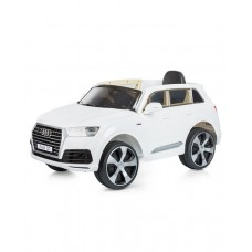 Chipolino Battery operated car Audi Q7, White