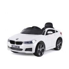 Chipolino Battery operated car BMW 6 GT, White