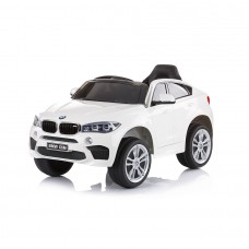 Chipolino Battery operated car BMW X6, White