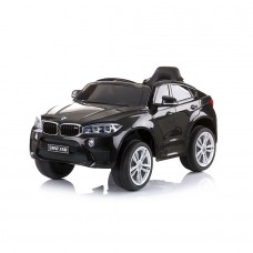 Chipolino Battery operated car BMW X6, Black
