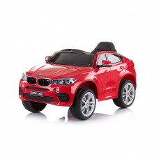 Chipolino Battery operated car BMW X6, Red