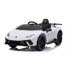 Chipolino Battery operated car Lamborghini Huracan, white