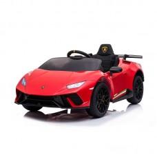 Chipolino Battery operated car Lamborghini Huracan, red