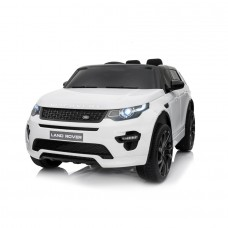 Chipolino Electric car Land Rover Discovery, White