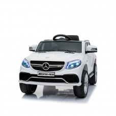 Chipolino Battery operated car Mercedes Benz GLE63S AMG, White