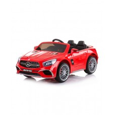 Chipolino Battery operated car Mercedes Benz SL65, Red