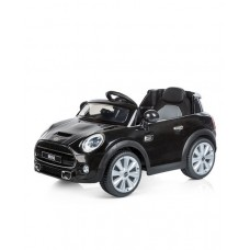 Chipolino Battery operated car Mini Cooper Hatch, Black