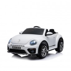 Chipolino Battery operated car VW Beetle Dune, White