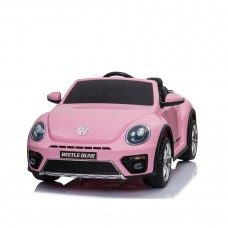 Chipolino Battery operated car VW Beetle Dune, Pink