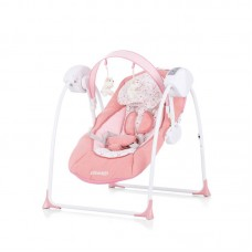 Chipolino Electric baby swing Lullaby, Orchid
