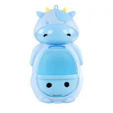 Chipolino Boy potty Little cow, blue