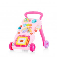 Chipolino Musical baby walky Funny pink