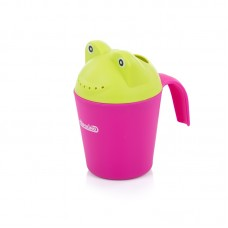 Chipolino Rinse bath cup Froggy, pink