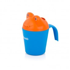 Chipolino Rinse bath cup Froggy, blue
