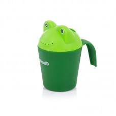 Chipolino Rinse bath cup Froggy, green