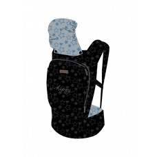 Chipolino Baby carrier Hippy blue stars