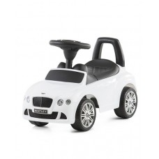 Chipolino Ride on car Bentley Continental  white