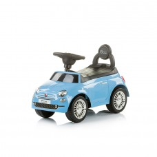 Chipolino Ride on car Fiat 500 blue