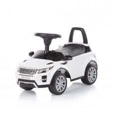 Chipolino Ride on car Land Rover white