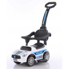 Chipolino Ride on car with handle Police